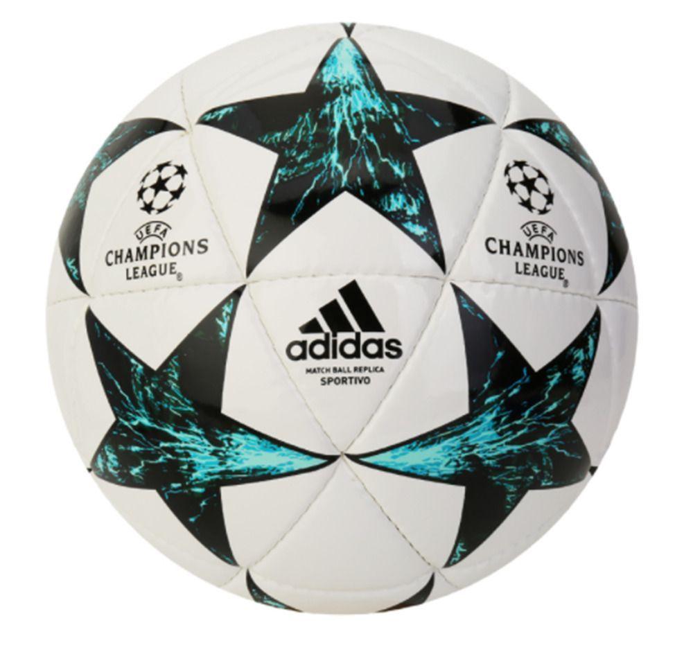 Adidas Finale 17 Sportivo  soccer Ball Champion UEFA White Football Balls  BQ1855  dd25f15208d95