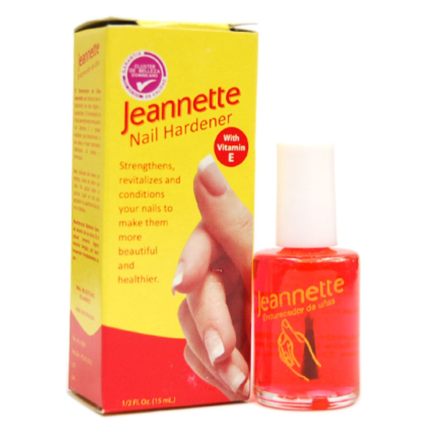 Dr Collado Jeannette Nail Hardener with Vitamin E 0.5oz | Products ...