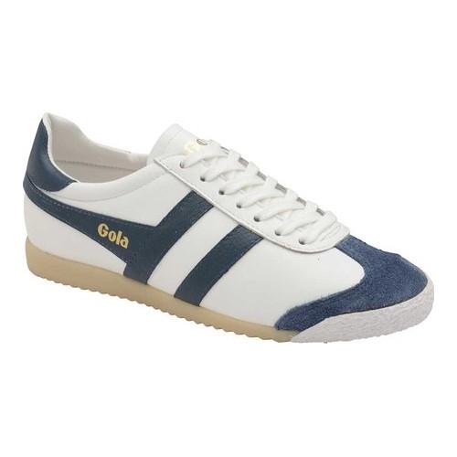 Gola Men/'s   Harrier Suede Sneaker