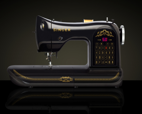 Singer S New Sewing Machine Is A Throwback To The Past So Cool Sewing Machine Brands Sewing Machine Vintage Sewing Machines