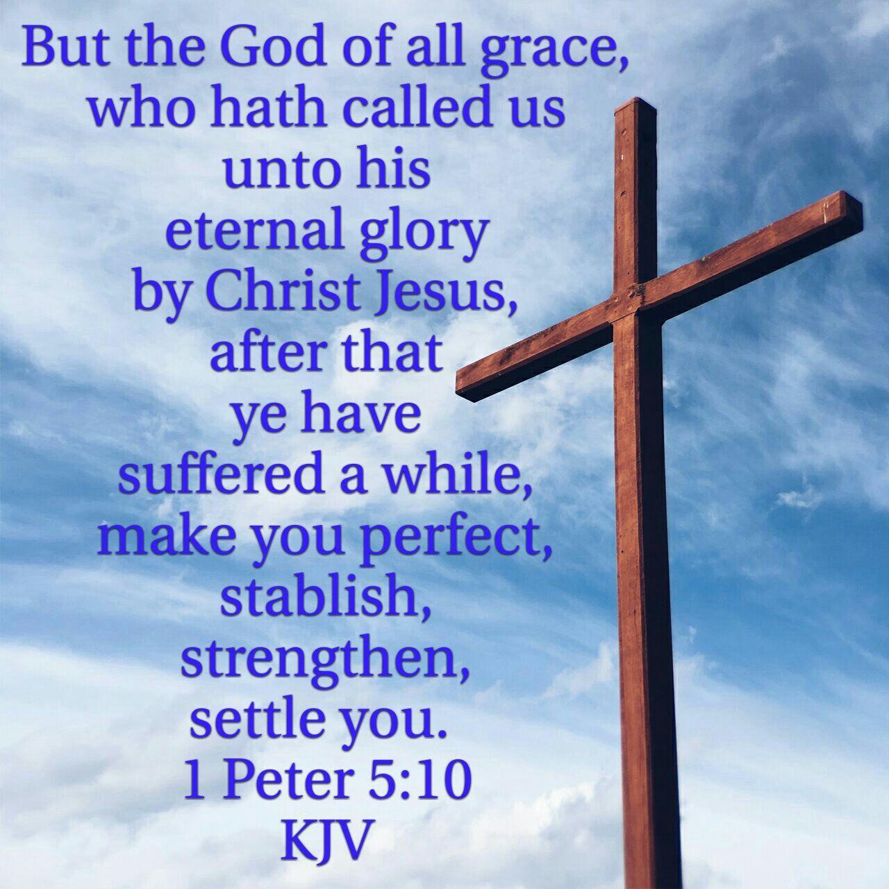 1 Peter 58 King James Version in 2020 King james