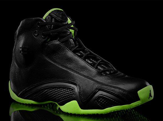 "legit Air Jordan XX1 ""Black/Neon Green"" Collection"