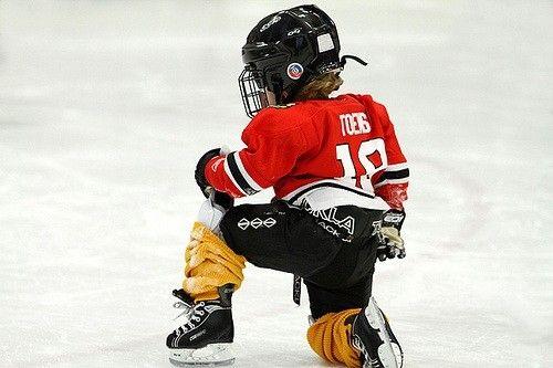 Insert Clever Title Here Hockey Kids Hockey Baby Chicago Blackhawks Hockey