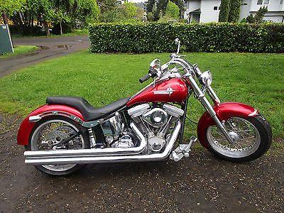 Ebay 1998 Harley Davidson Touring 1998 Ultra Groundpounder W Evo 90