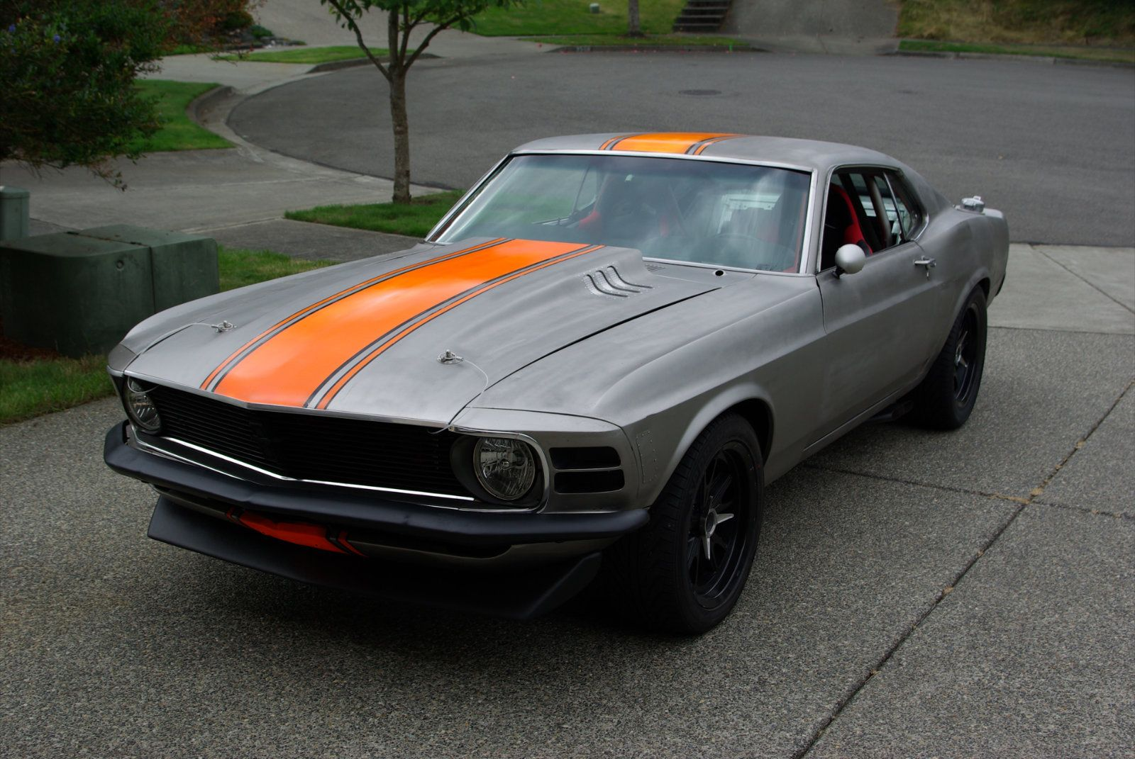70 Mustang Fastback #mustang #1970 #restomod | Awesome 60s Mustangs Restomods | Pinterest | Cars ...