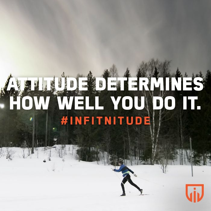 Each day your attitude counts.  Adjust your attitude if you want to see different or better results. This is The Power of Existence. www.infitnitude.com  #infitnitude #infitsquad #nutrition #active #healthy #fitness #fitfam #infit #great #enjoy #healthylife #start #goodday #active2014 #powerofexistence  #challenge #change #work #morning #potential #hardwork #keepgoing #champions #success #today #cold