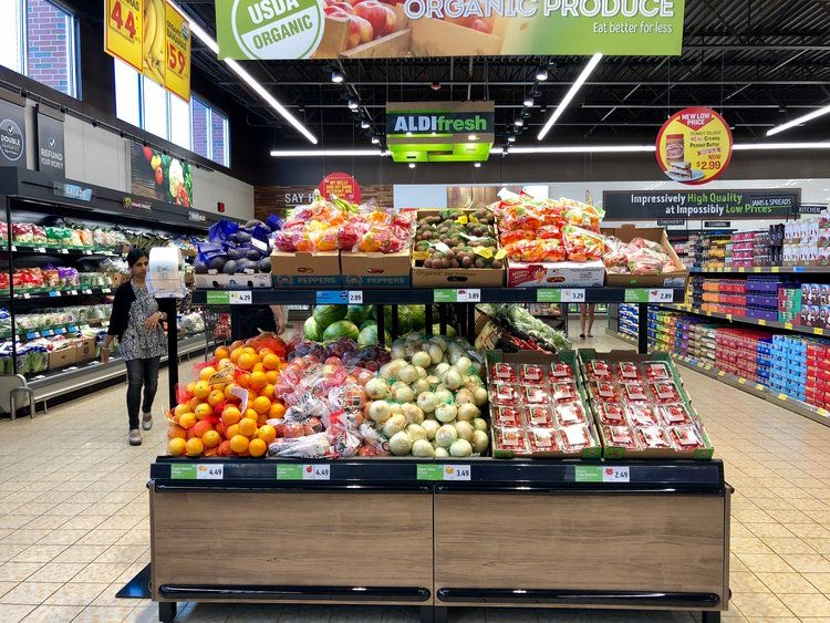 Aldi Stores Are Getting A 5 3 Billion Update And The Result Is