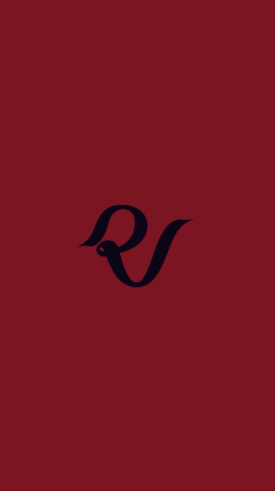 Red Velvet Wallpaper Solid Block Colours Black Red Fotografi Hitam Putih Fotografi Gambar