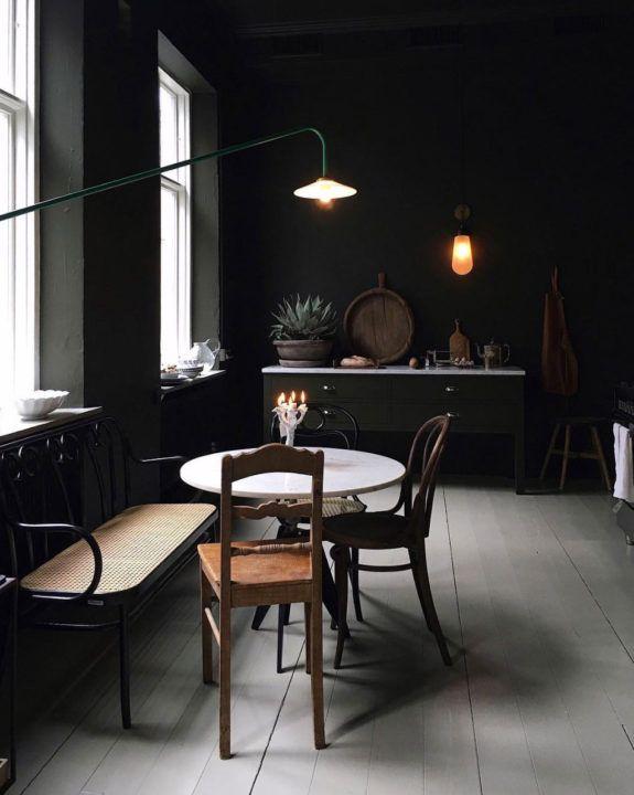 boo! | Boho kitchen decor, Kitchen design decor, Pastel ...