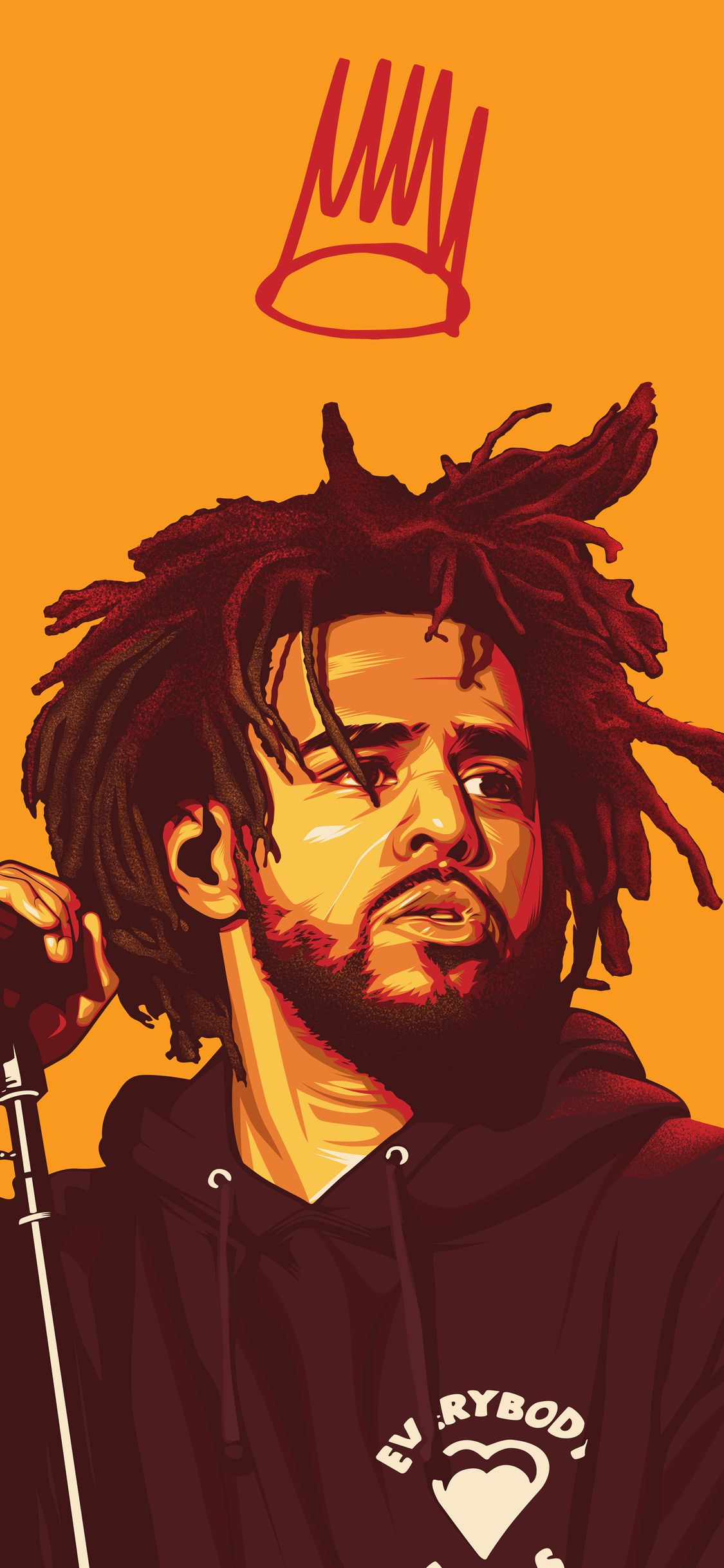 12 Awesome J Cole Iphone Wallpaper Hd In 2020 J Cole Iphone Wallpaper J Cole J Cole Art
