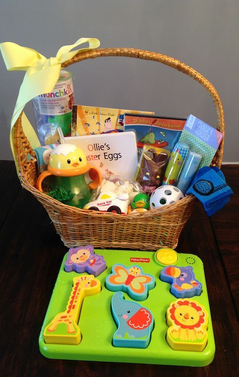 Hand me down mom genes 95 easter basket ideas for babies toddlers easter negle Images