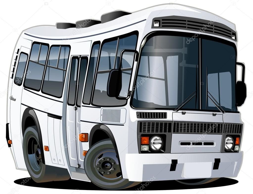 Image Result For Bus Cartoon