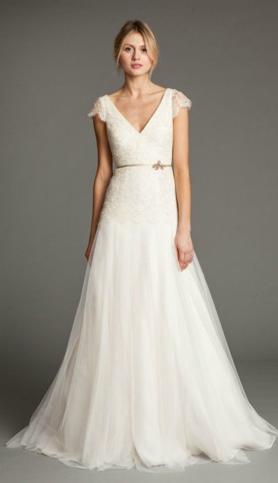 Top 27 Wedding Dress Styles for Pear-shaped Brides | Pear, Wedding ...