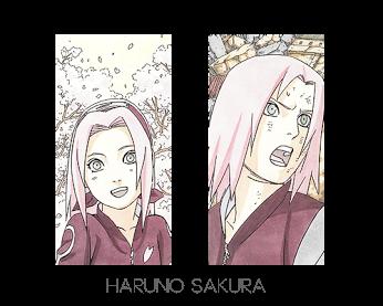 Naruto Sakura haruno, Sakura uchiha, Sakura