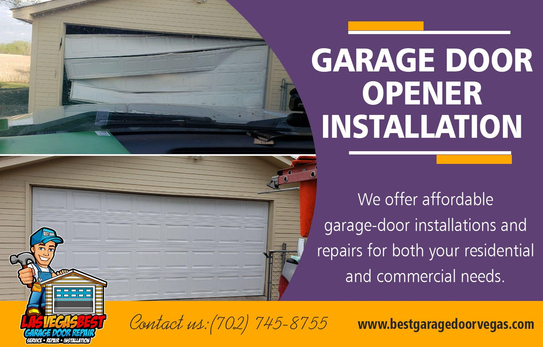 Garage Door Spring Repair Las Vegas Replacement Service With Images Garage Door Spring Repair Garage Door Opener Installation Garage Doors