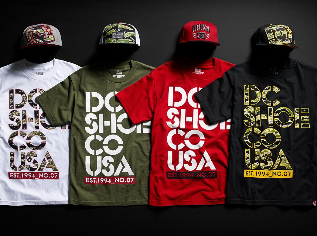 Rob Dyrdek Collection & Lookbook | DC Shoes http://www.dcshoes.com ...