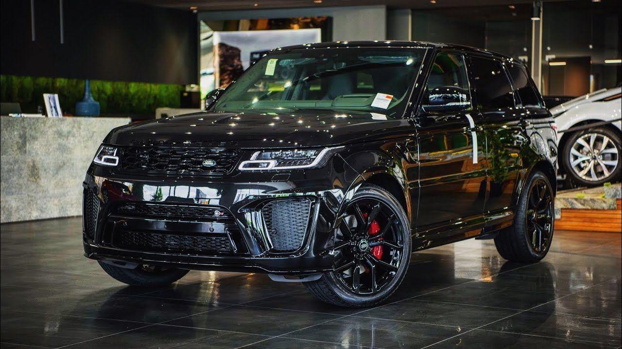 2020 Range Rover Sport Svr 5 0 V8 575 Hp Review Start Up Exhaust Sound Range Rover Sport Range Rover Svr Range Rover