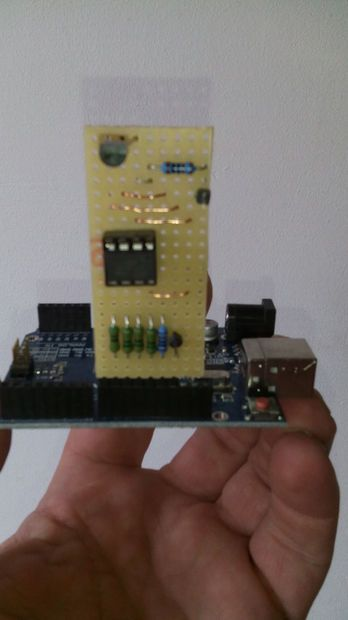 Simple and Cheap Fuse Doctor for Attiny | Arduino, Arduino projects ...