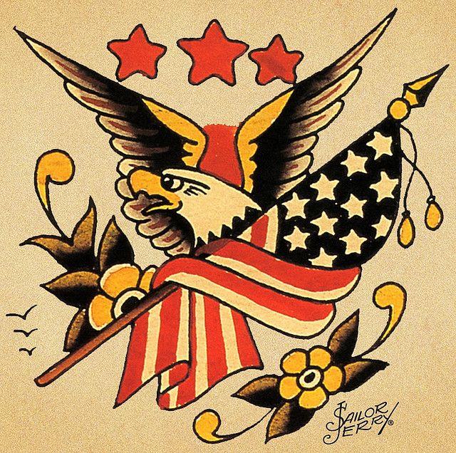Sailor Jerry 98 | Sailor jerry tattoo flash, Sailor jerry ...