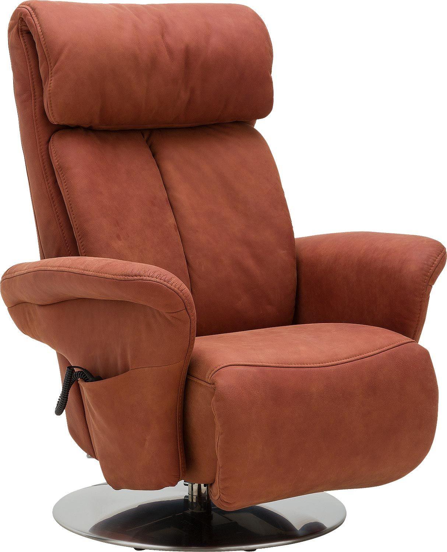 Elektrische Relax Fauteuil Leer.Comfort Plus Is Een Luxe Relaxfauteuil Deze Uitvoering In