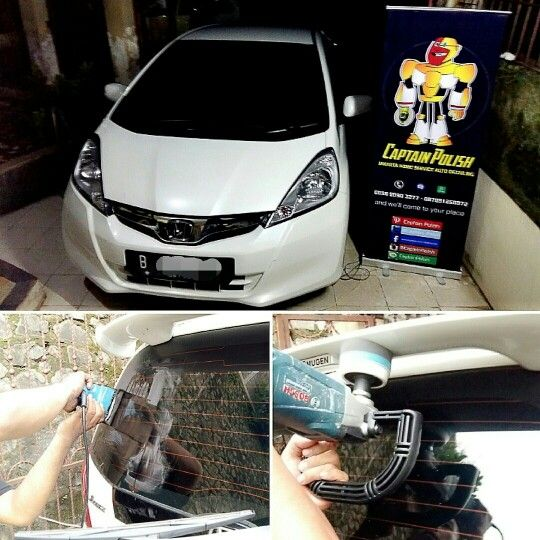 Honda Jazz 2013 Detailed By Captain Polish