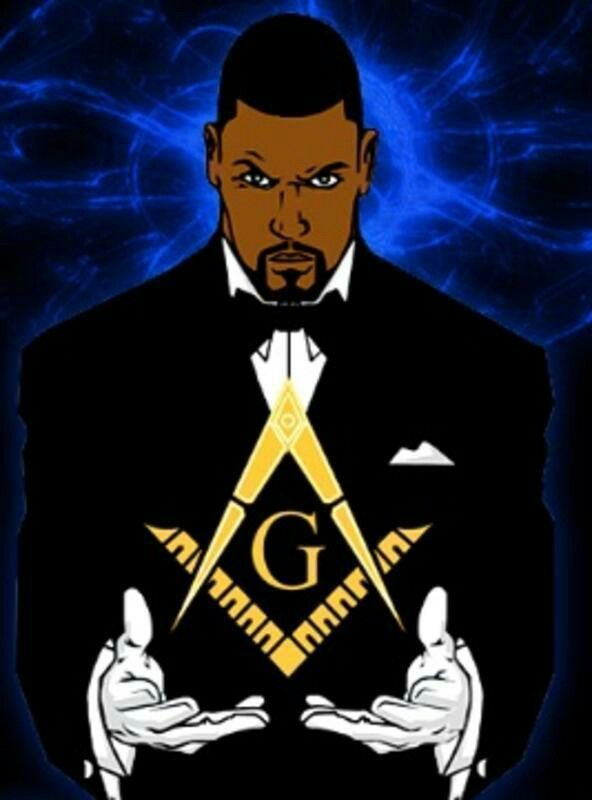 Prince Hall Freemason Art