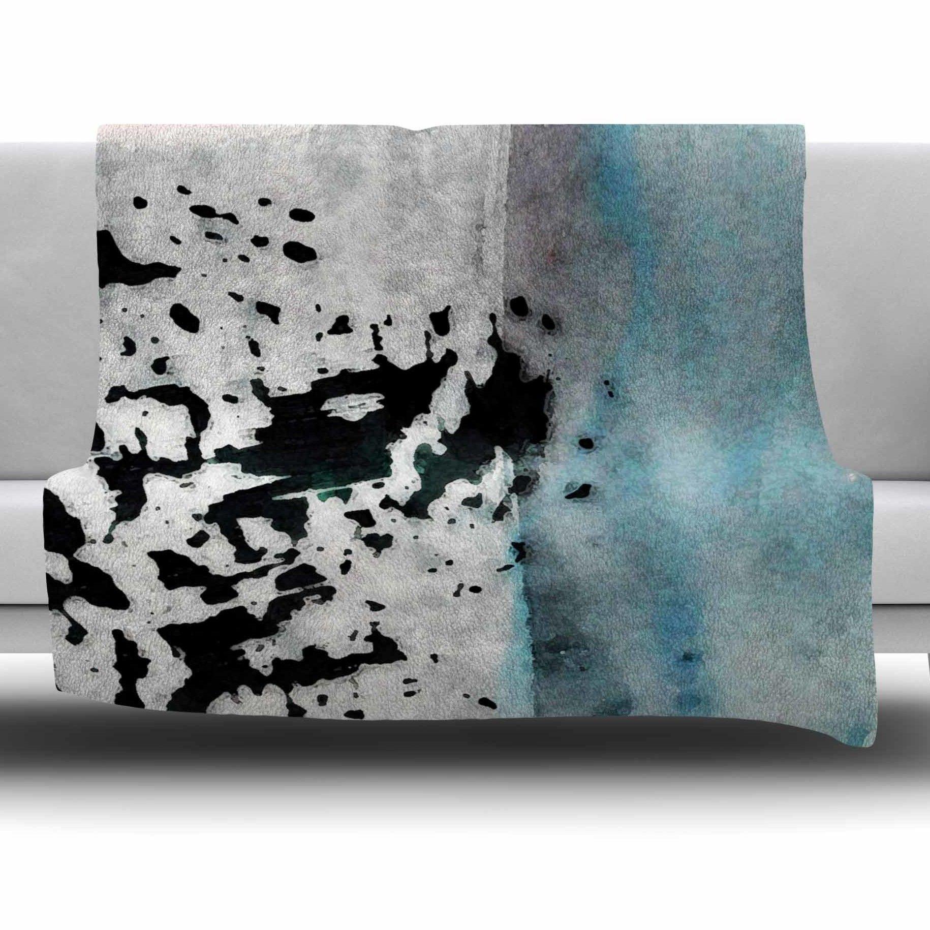 Abstract color fleece throw blanket products pinterest fleece