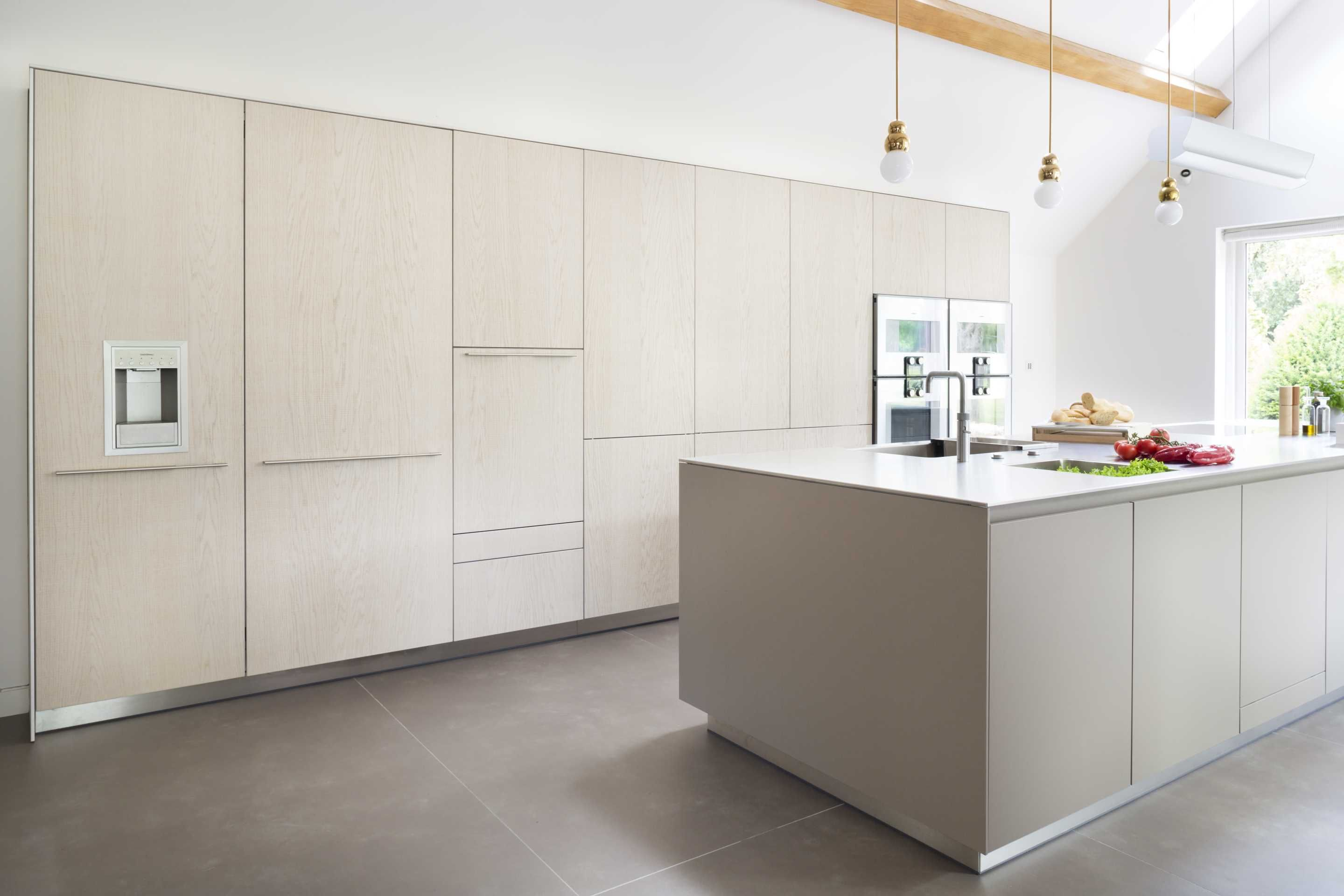 Country Affair Kitchen Architecture Bulthaup B3 Furniture In