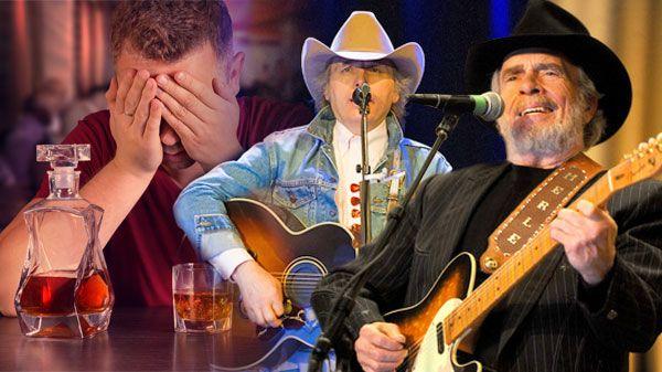 Merle Haggard And Dwight Yoakam Swinging Doors Live Video Merle Haggard Country Music Lyrics Quotes Dwight Yoakam