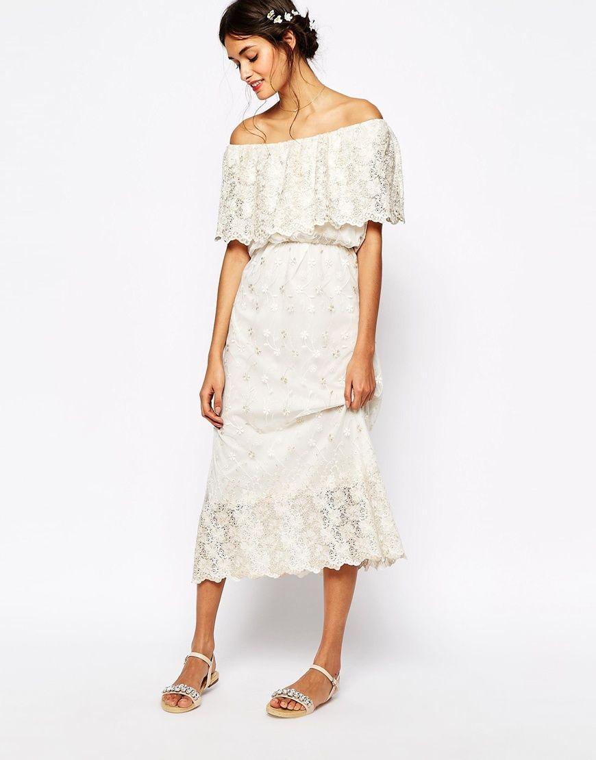 Vintage long dresses london