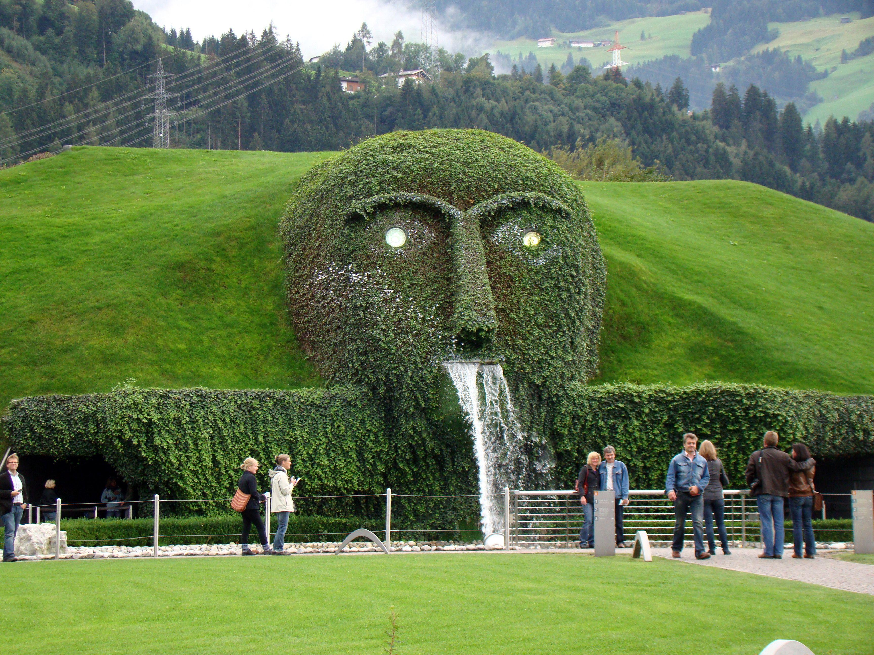 Swarovski Kristallwelten - österreich