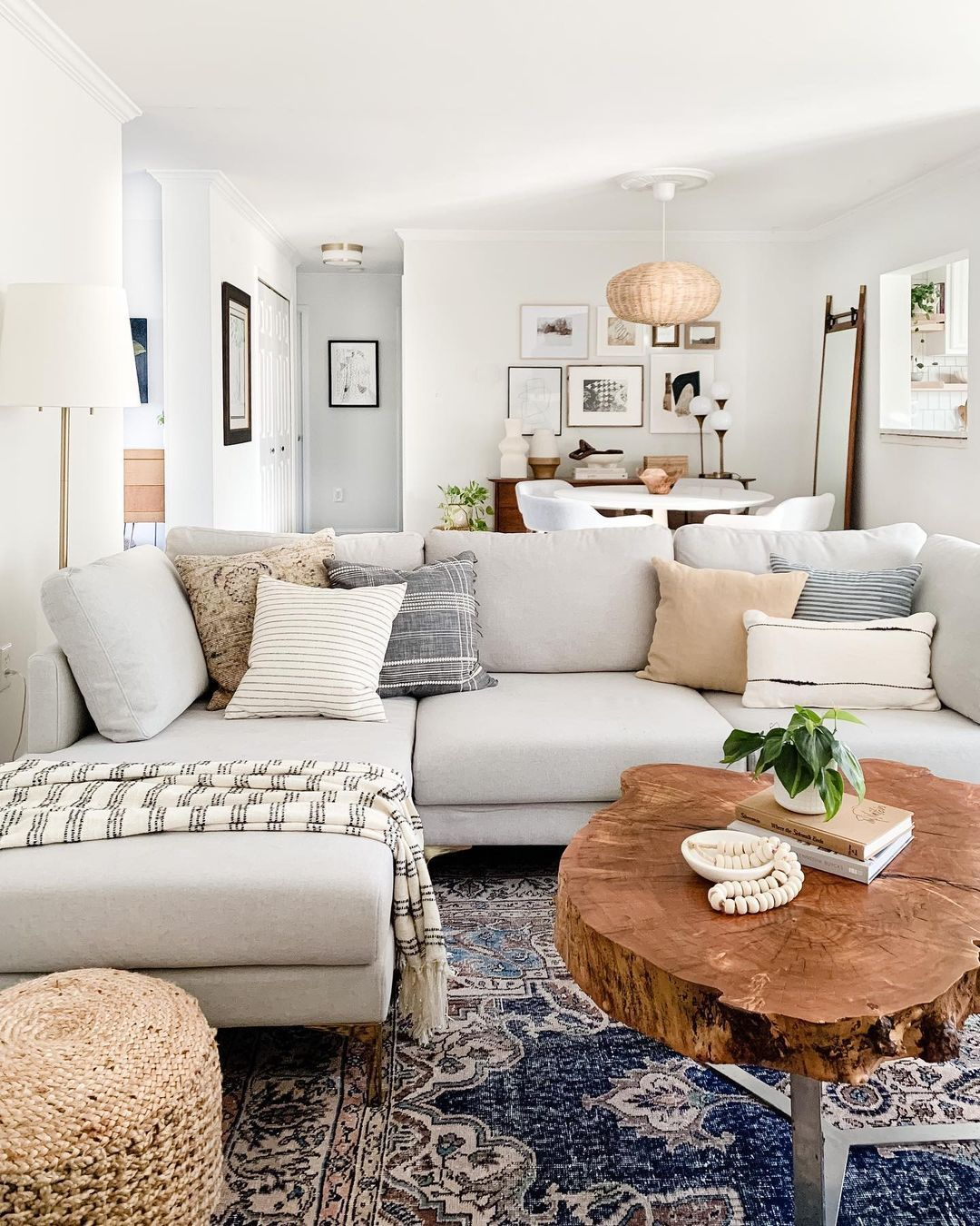 Kc Design Co Kim Christian On Instagram Part Of Our Living Room Spring Refresh Is This Super Aweso In 2021 Oriental Rug Living Room Rugs In Living Room Best Sofa