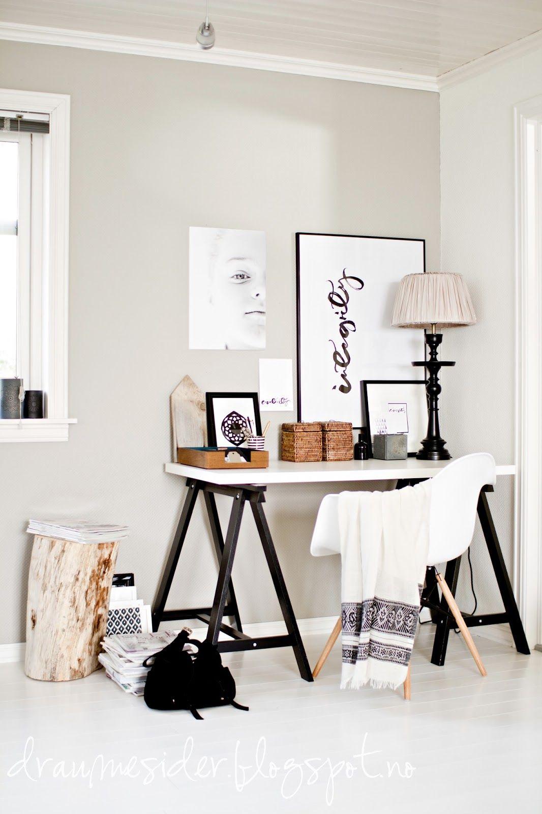 kontor1.jpg (1066×1600) | Office & Studio | Pinterest | Interiors ...