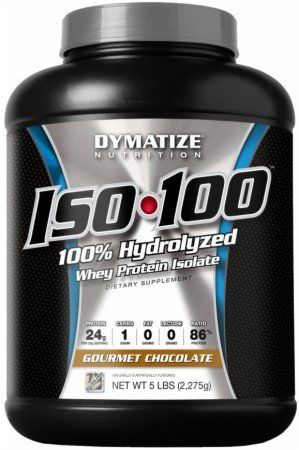Dymatize Nutrition Iso 100 Gourmet Chocolate 1 6 Lb Powder Best Protein Powder Best Protein Hydrolyzed Whey Protein