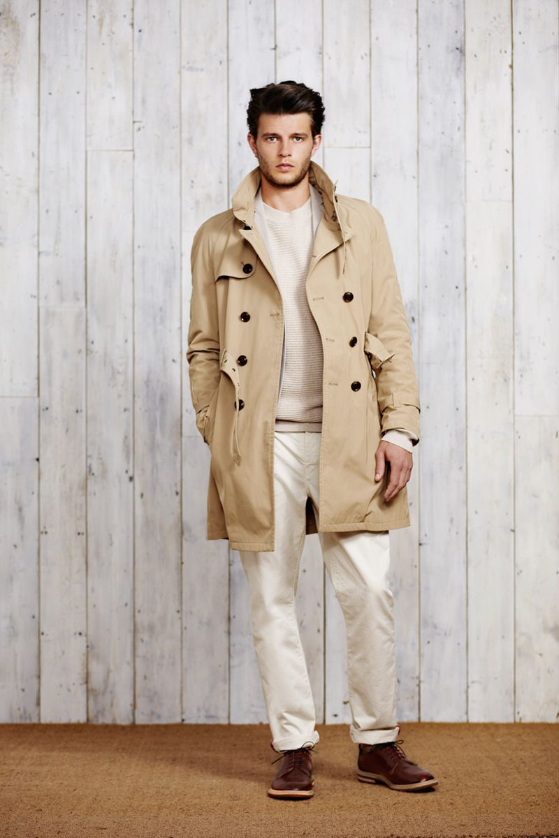 Light and casual for spring from ben sherman great overall look