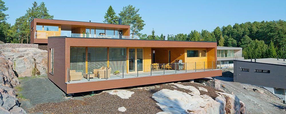 Fertighäuser Direkt Aus Finnland   Polar Life Haus