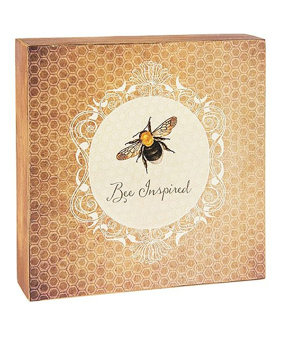 'Bee Inspired' Wall Décor