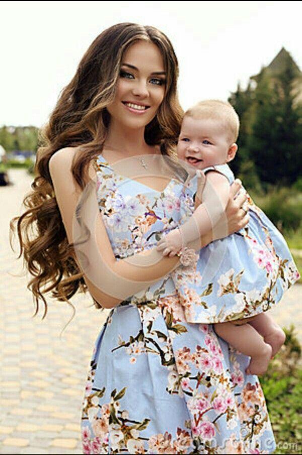 Молодые мамочки красавицы — img 4