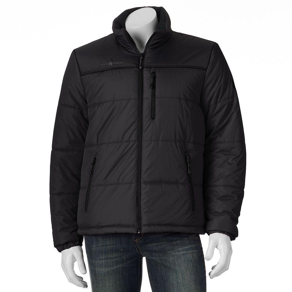 Zeroxposur Flex Quilted Puffer Jacket Men Quilted Puffer Jacket Jackets Mens Jackets [ 1024 x 1024 Pixel ]