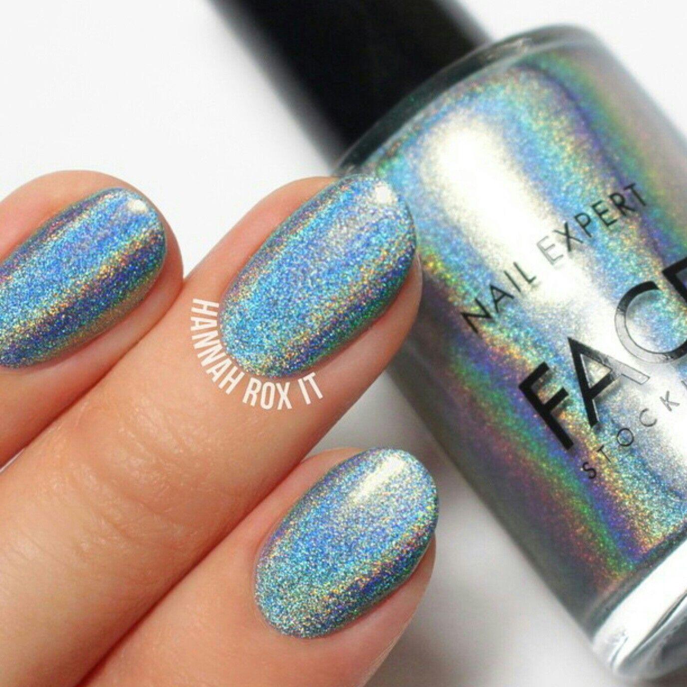 Face Stockholm: ❤ Eos ❤ ... a holographic nail polish   Nail ...