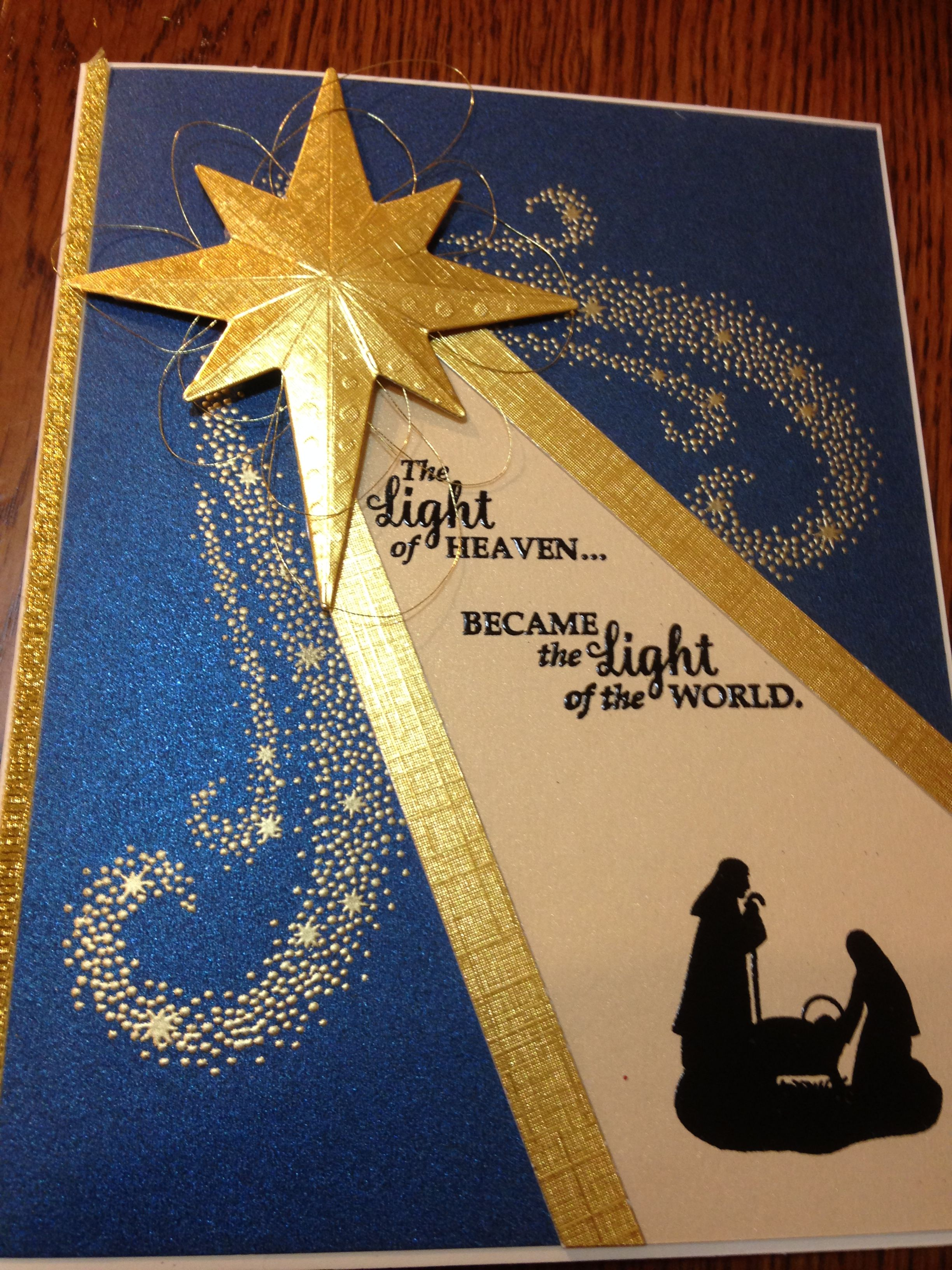 Pin de yolis en peri dico mural tarjetas de navidad - Tarjetas navidenas cristianas ...