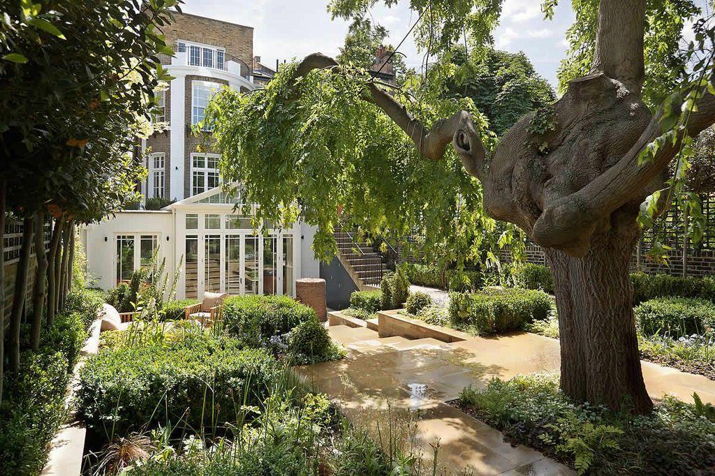 Notting Hill Garden Design Garden Design Small City Garden Landscape Design