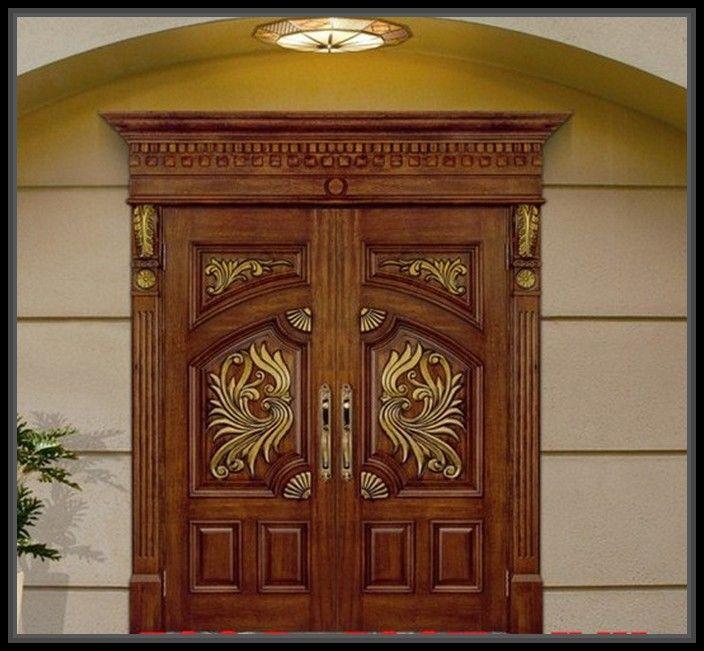 Striking Double Door Frame More Design Http Maycut