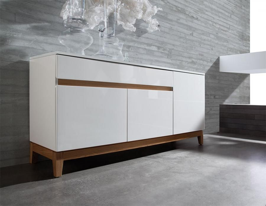 Top 5 Minimalist Buffets For Design Lovers White Sideboard