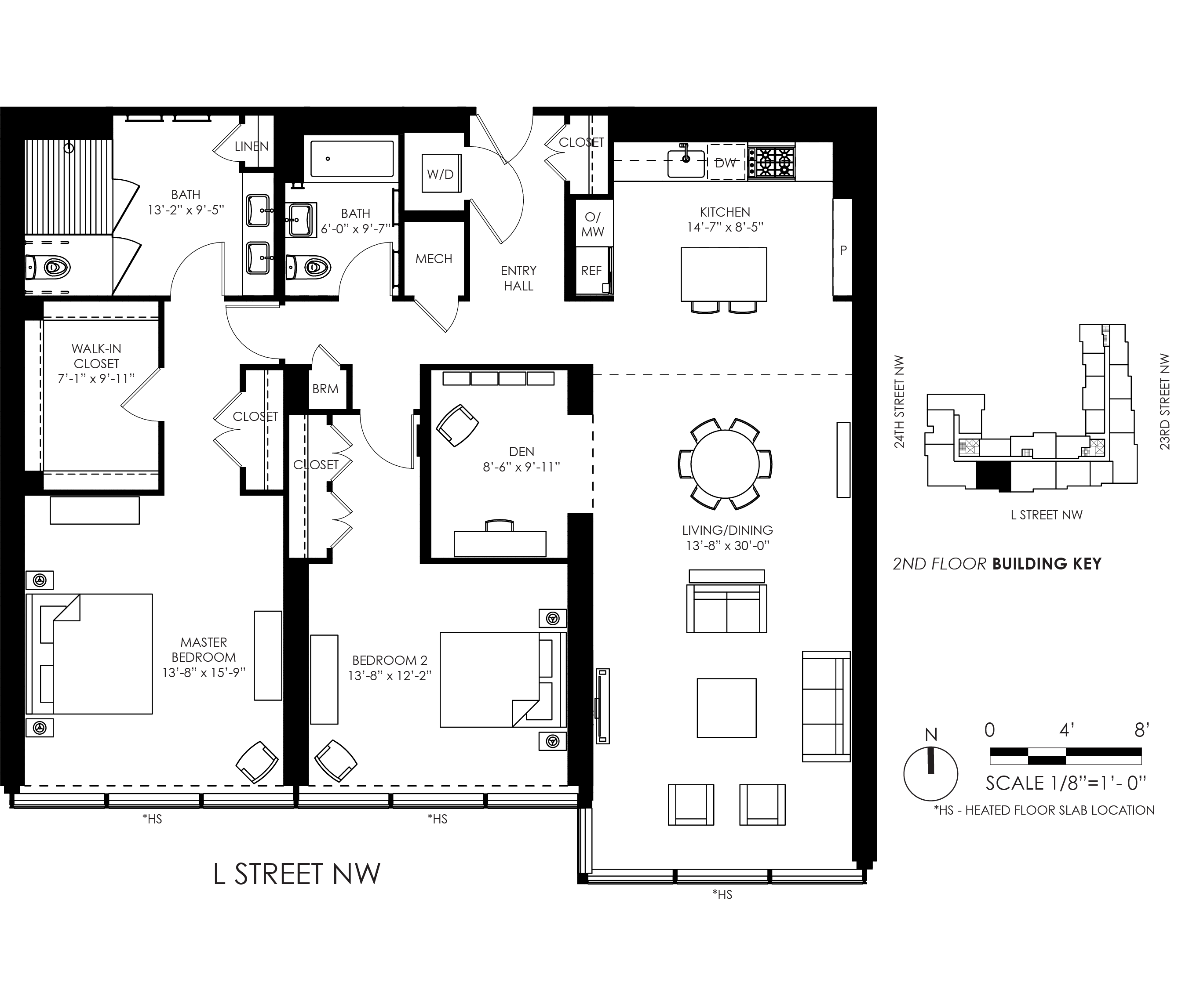 24 Unit Apartment Building Plans Westlight Unit 24 Floor Plan Floor Plans Pinterest