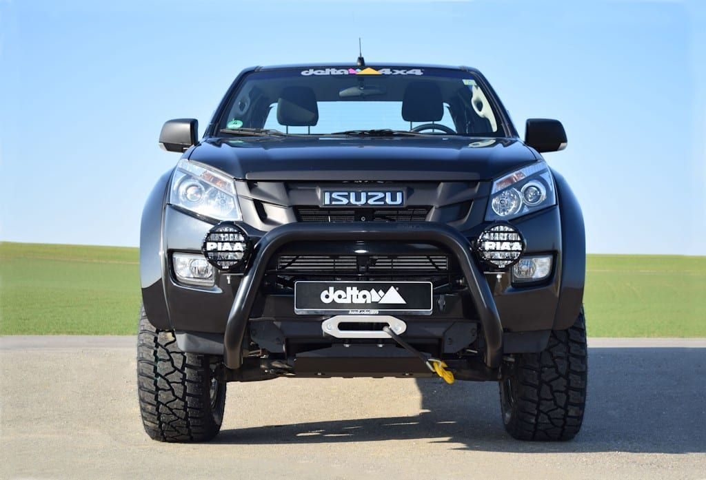 isuzu d max umbau off road by delta 4x4 4 x 4 pinterest camionetas accesorios 4x4 y autos. Black Bedroom Furniture Sets. Home Design Ideas