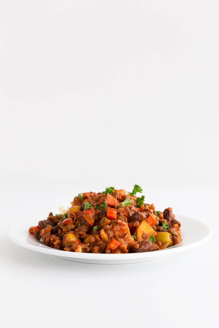 Vegan Cuban Picadillo