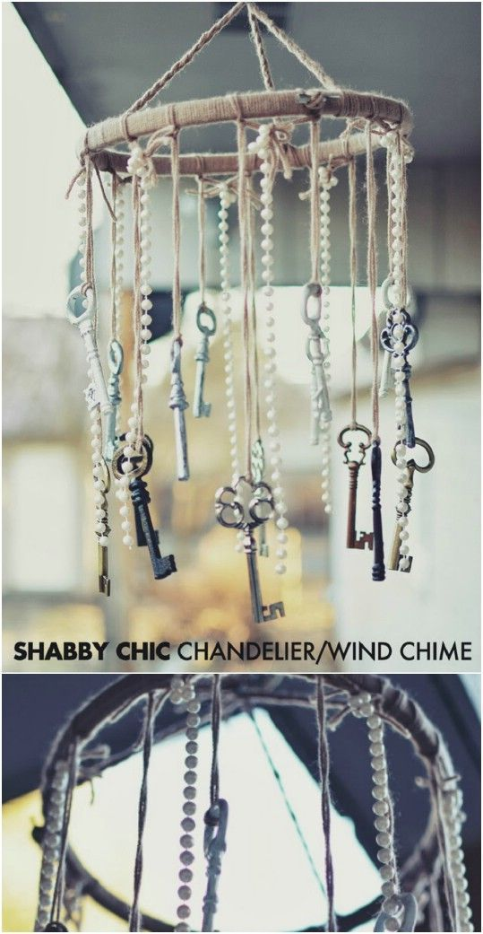 Photo of 40 Relaxing Wind Chime Ideas To Fill Your Outdoors With Beautiful Sounds