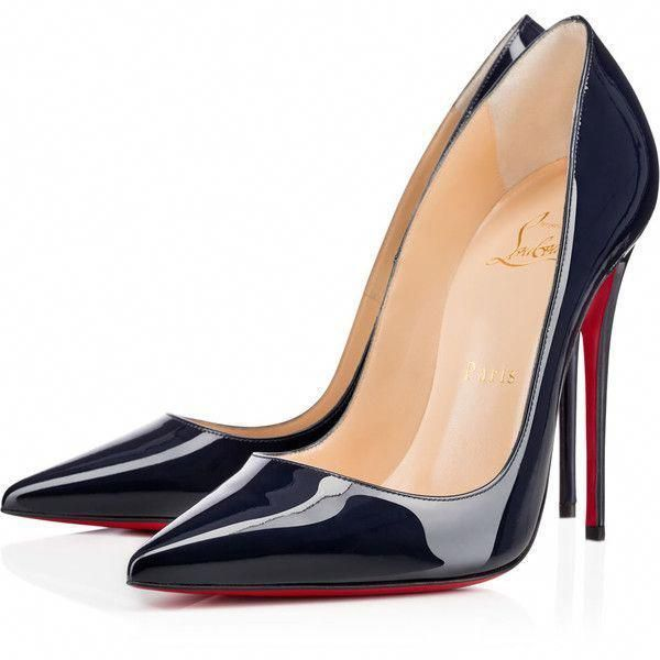 a710e356582 Christian Louboutin So Kate ( 675) ❤ liked on Polyvore featuring shoes