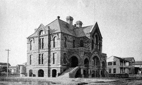 Print labeled Central High School
